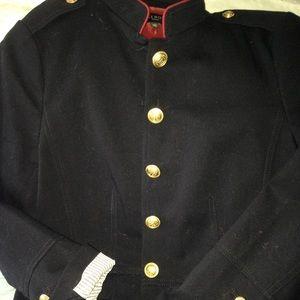 Talbots Naru Collar Blazer